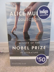 Alice Munro box set