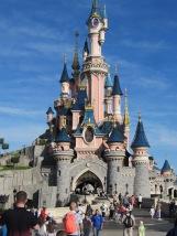 August 2015 Paris Disneyland Sleeping Beauty's Castle