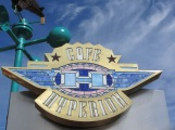August 2015 Paris Disneyland Hyperion Café