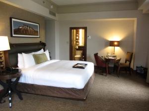 Fairmont Banff Springs Hotel 2016 room
