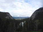 Fairmont Banff Springs Hotel 2016 window view