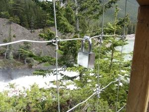 Banff 2016 lock picture
