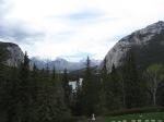 Fairmont Banff Springs Hotel 2016 view