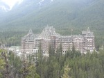 Fairmont Banff Springs 2016 Close-up