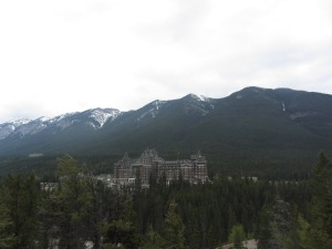 Fairmont Banff Springs 2016