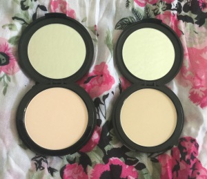 Make Up For Ever multi-use powder foundation