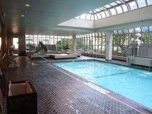 Seattle hotel pool
