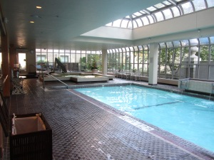 Seattle hotel pool