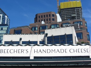 Beecher's Handmade Cheese exterior