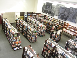 Seattle Barnes and Noble interior