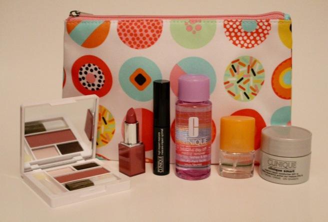 Clinique Autumn 2016 Haul and Bonus Time  Sassy Colour Collection