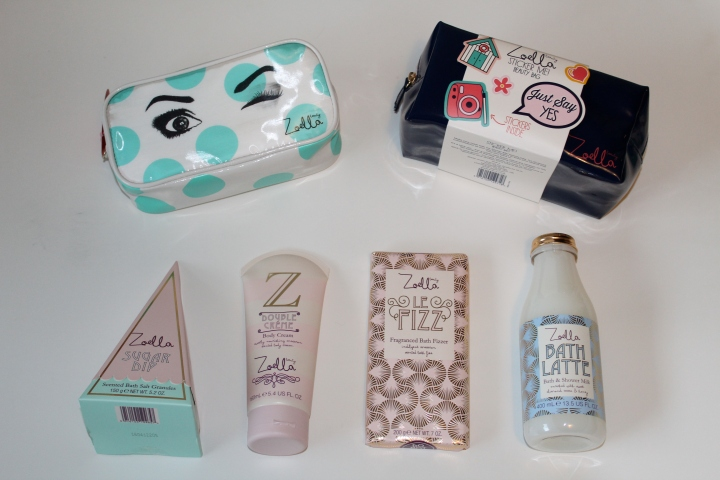 Zoella Beauty Sweet Inspirations October 2016