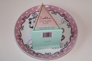 Zoella Beauty Sweet Inspirations October 2016 Sugar Dip Scented Bath Salt Granules