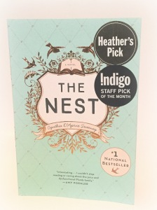 The Nest by Cynthia D'Aprix Sweeney cover