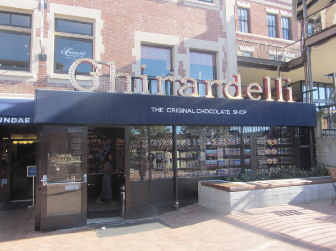 San Francisco 2017 Ghirardelli Square