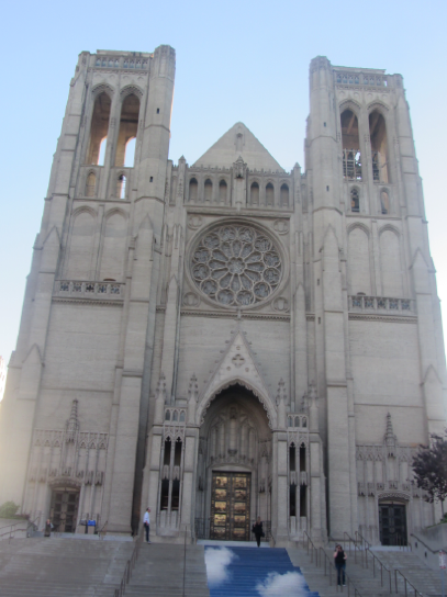 San Francisco 2017 Grace Cathedral