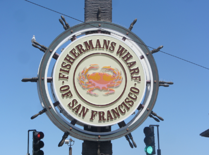 San Francisco 2017 Fisherman's Wharf