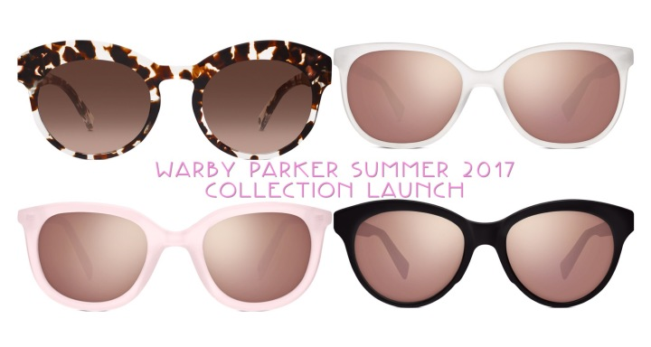 Warby Parker Summer 2017 Collection Launch